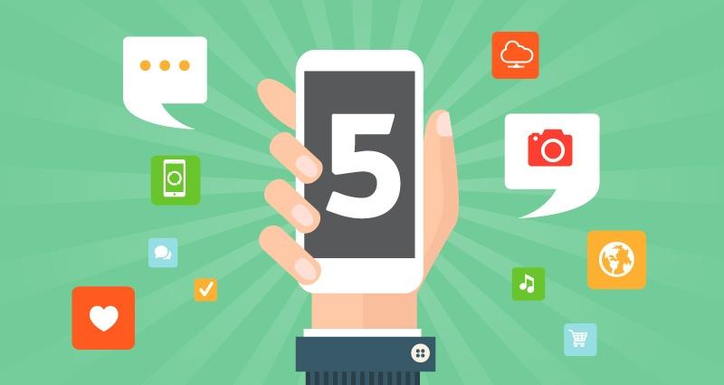 5 vantagens de gerenciar a comunicação interna com apps móveis