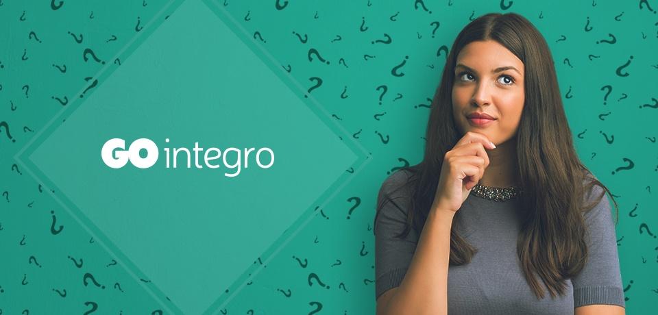 Respostas às 7 perguntas mais comuns sobre GOintegro