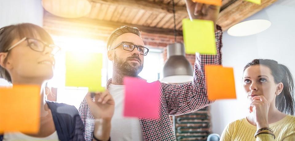 Como mejorar la Experiencia del Colaborador combinando Design Thinking, Employee Personas y el Employee Journey