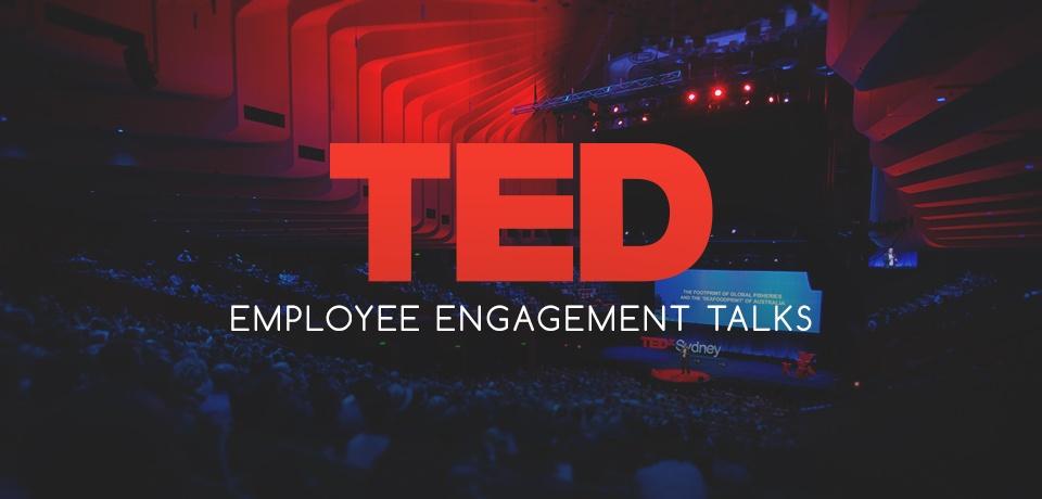 Imperdível! As melhores TED talks sobre Employee Engagement