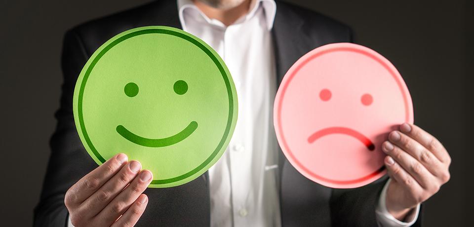A importância das Emoções no seu programa de Reconhecimentos