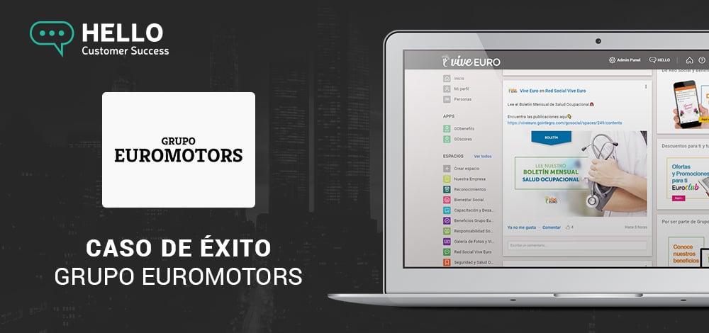 Cómo Grupo Euromotors logró potenciar su Marca Empleadora y reforzar los valores de la compañía