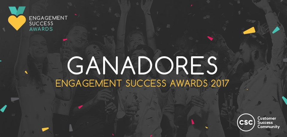 ¡Ganadores Engagement Success Awards!