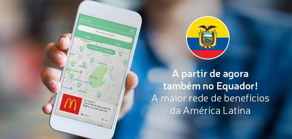 A rede de Benefícios da GOintegro agora no Equador!