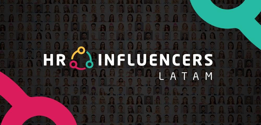 Buscamos a los principales Influenciadores de Recursos Humanos en Latinoamérica