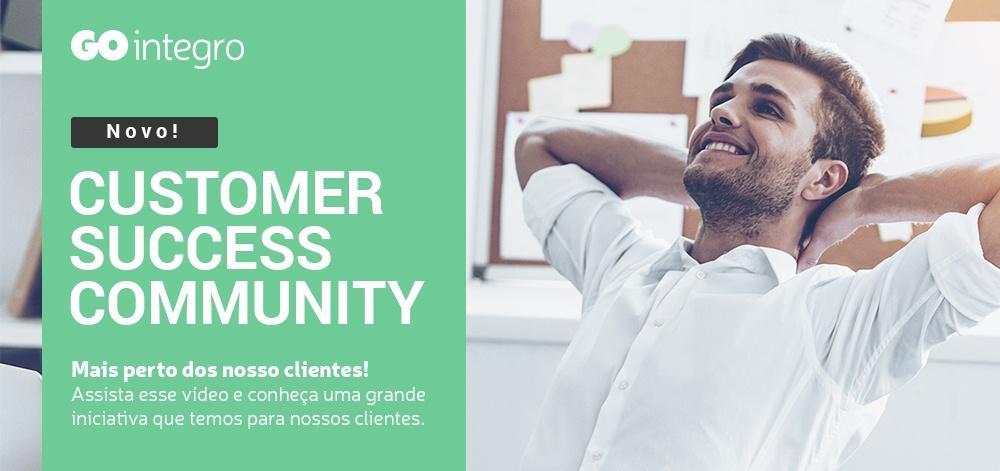 [VIDEO] Customer Success Community: Mais perto dos nosso clientes!