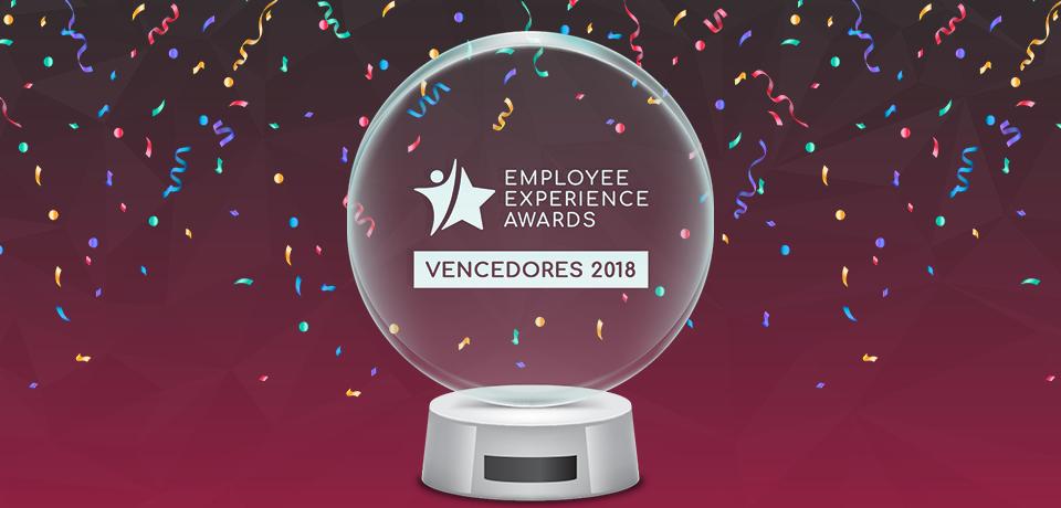 Conheça os Ganhadores do Employee Experience Awards LatAm 2018!