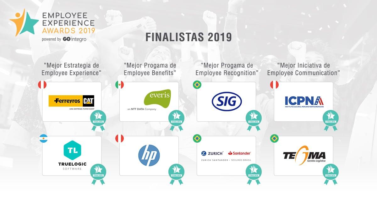 Employee Experience Awards [Finalistas]