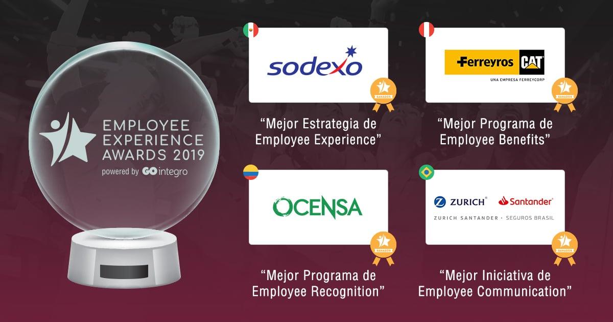 Employee Experience Awards [Ganadores]